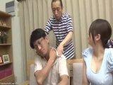 新潟から来たオマセな甥っ子が知らぬ間にウチの妻に一発ハメちゃってました